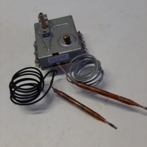Termostat bojler Dražice, 3x400V, 20A  2 kapiláry