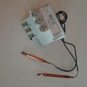 Termostat 2 kapiláry bojlery Elíz, Eldominvest 300-500L 400V 16A